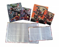 Hardcover Trading Card Game Holder